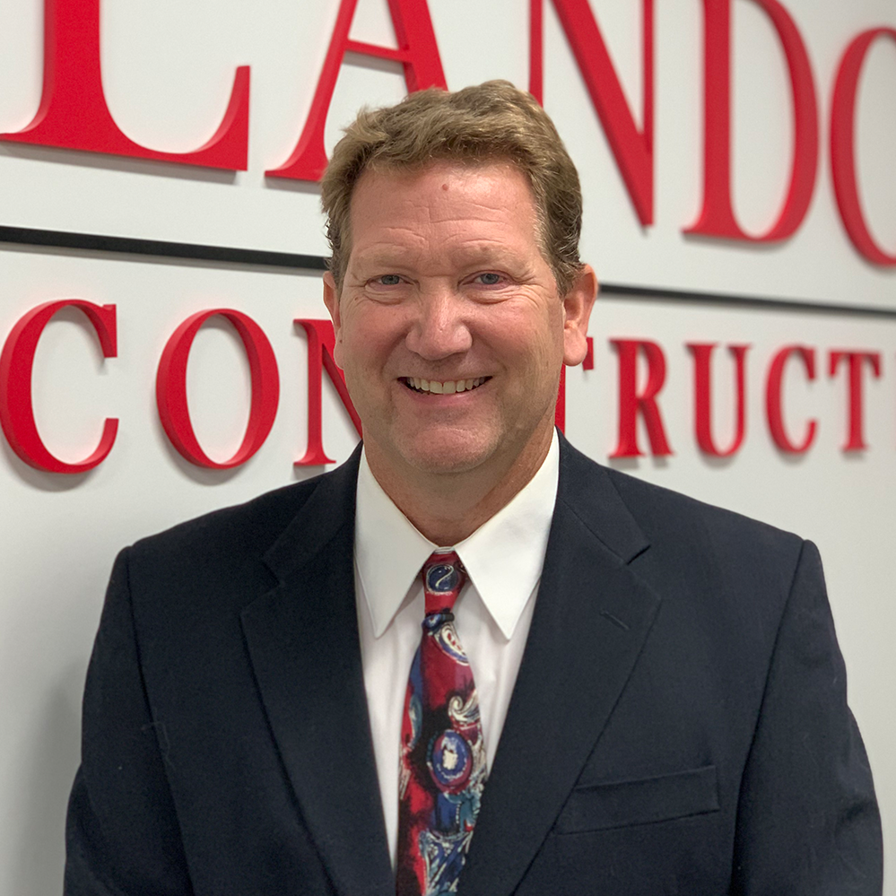 Dan Rottan, Project Manager LANDCO Construction